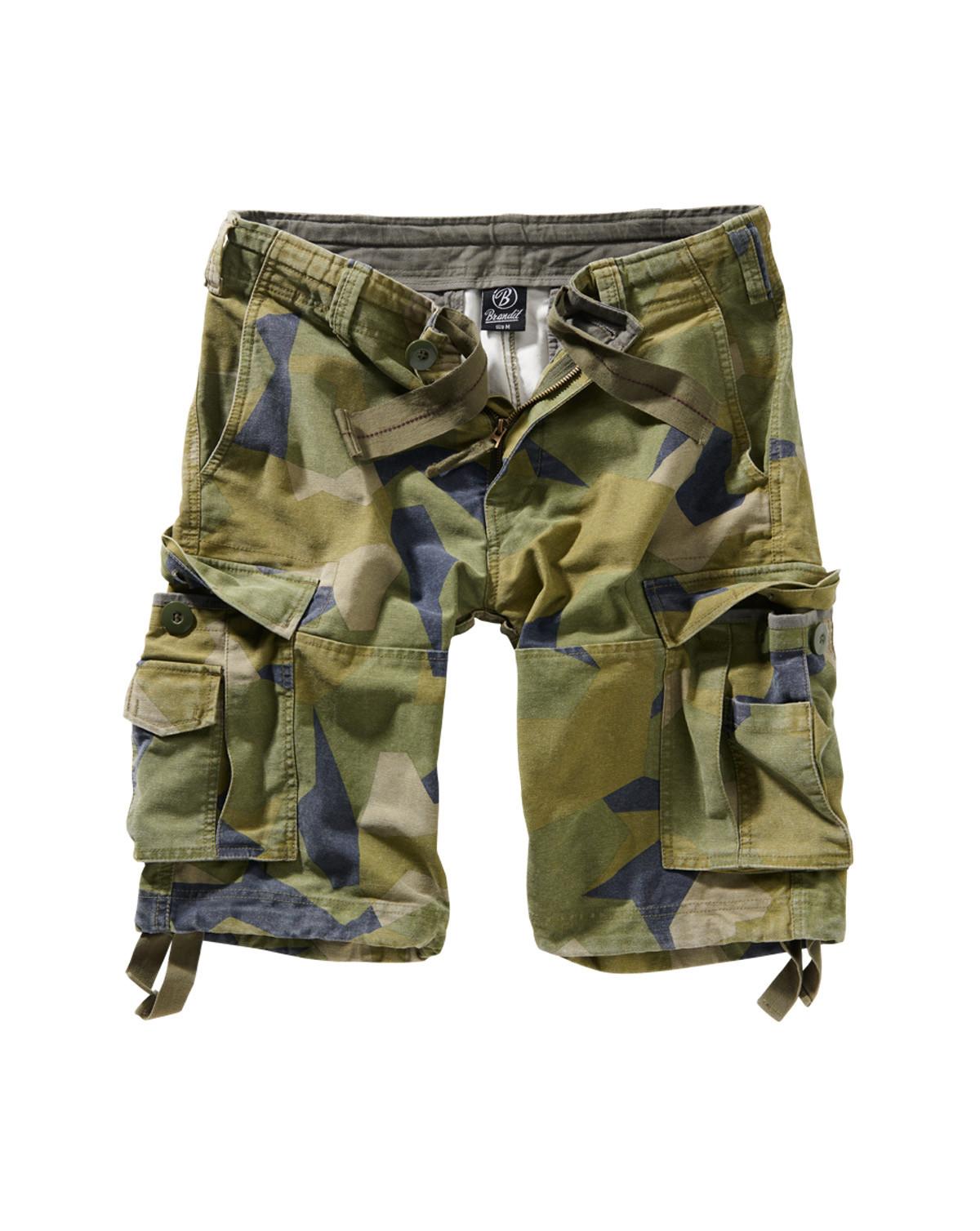 Brandit Vintage Shorts (Swedish M/90, 6XL)