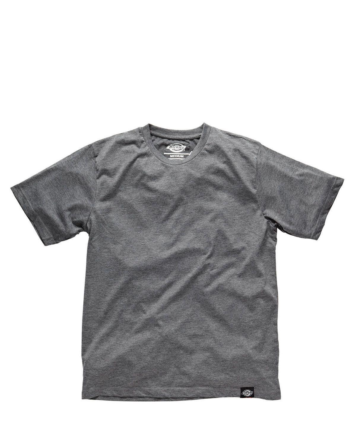 Dickies 3-pack T-shirts, Single-color (Dark Grey, XL)