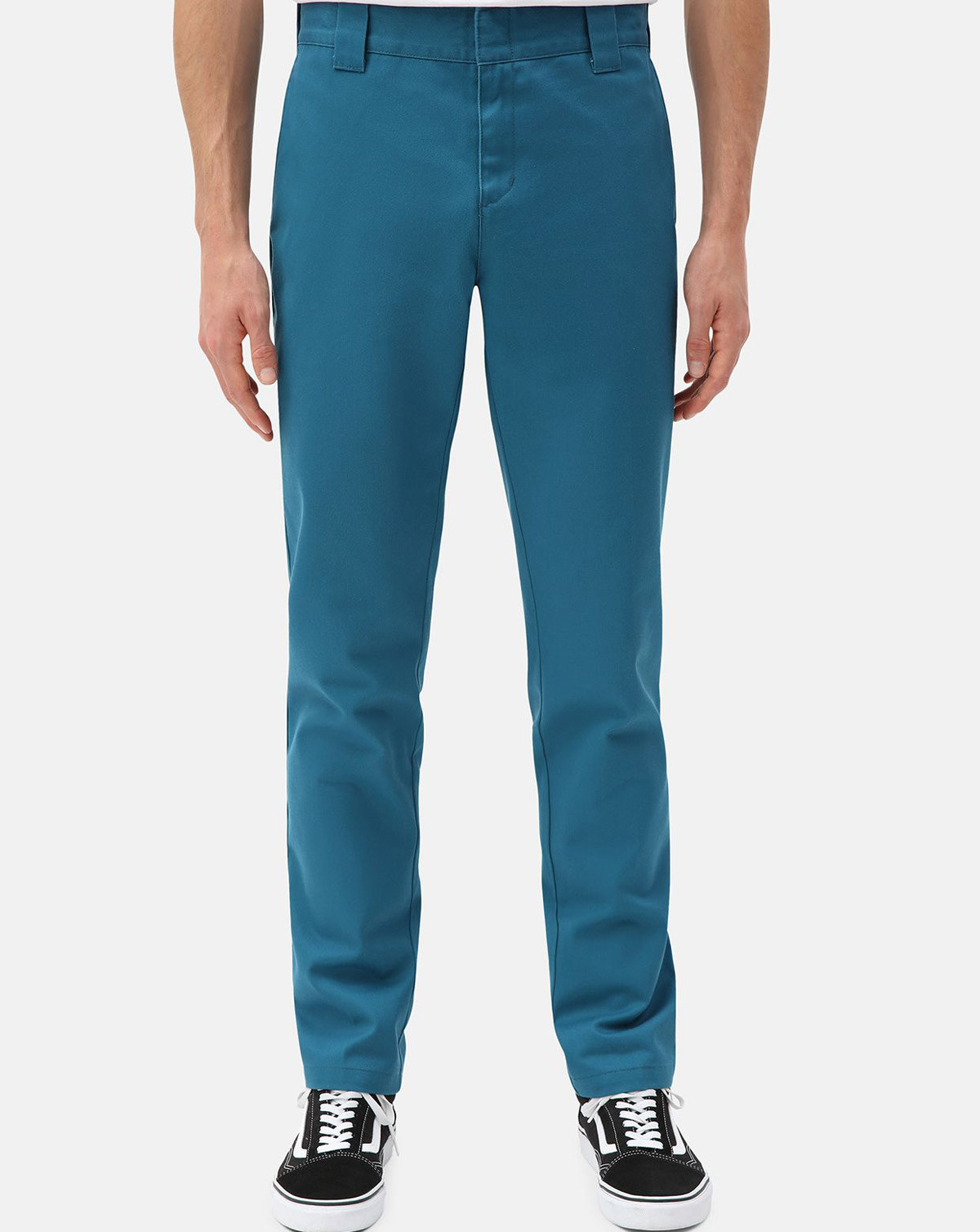 Dickies 872 Slim Fit Work Pant (Koral, W38 / L34)