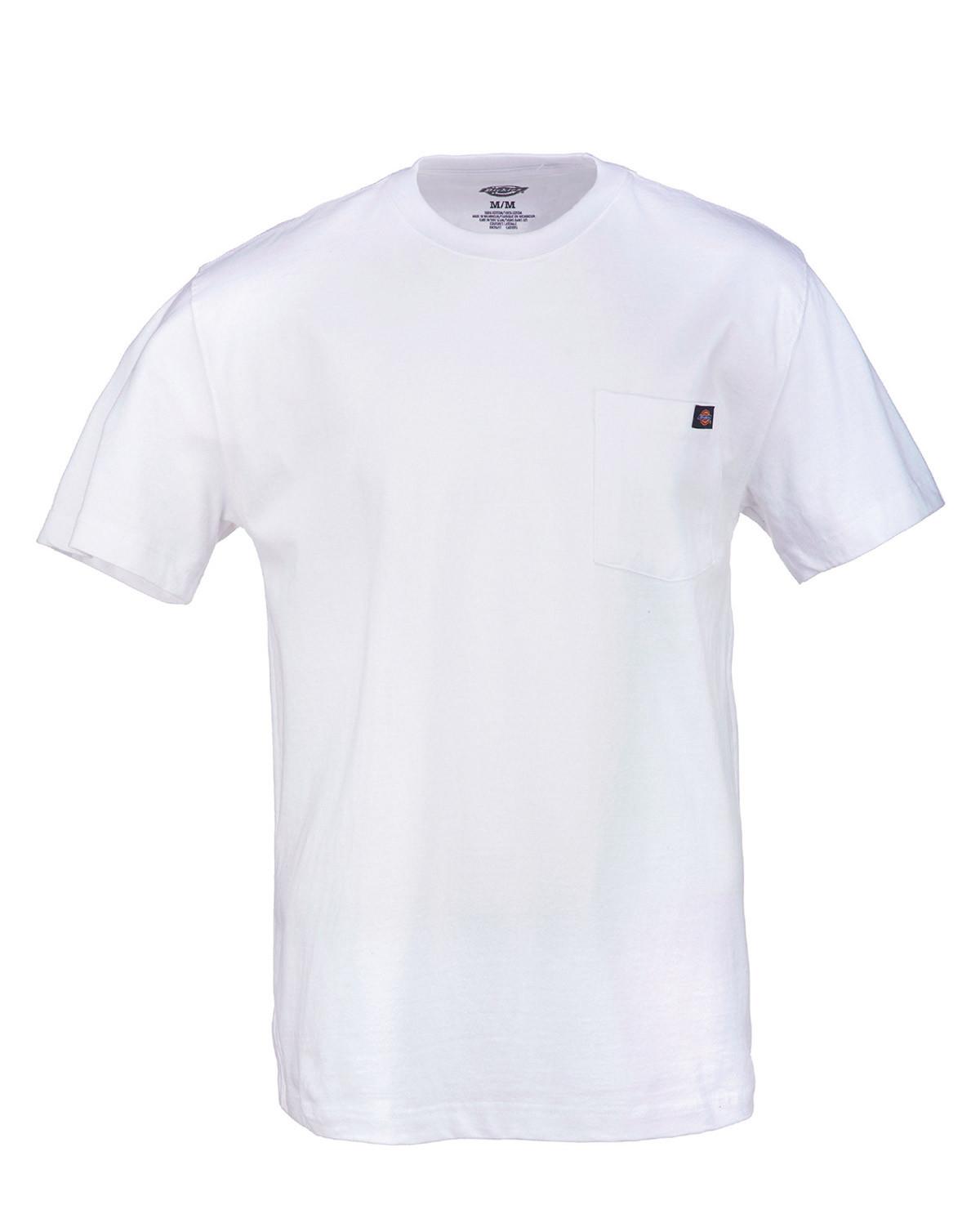 Dickies Kortärmad Heavy Weight T-shirt (White, 3XL)