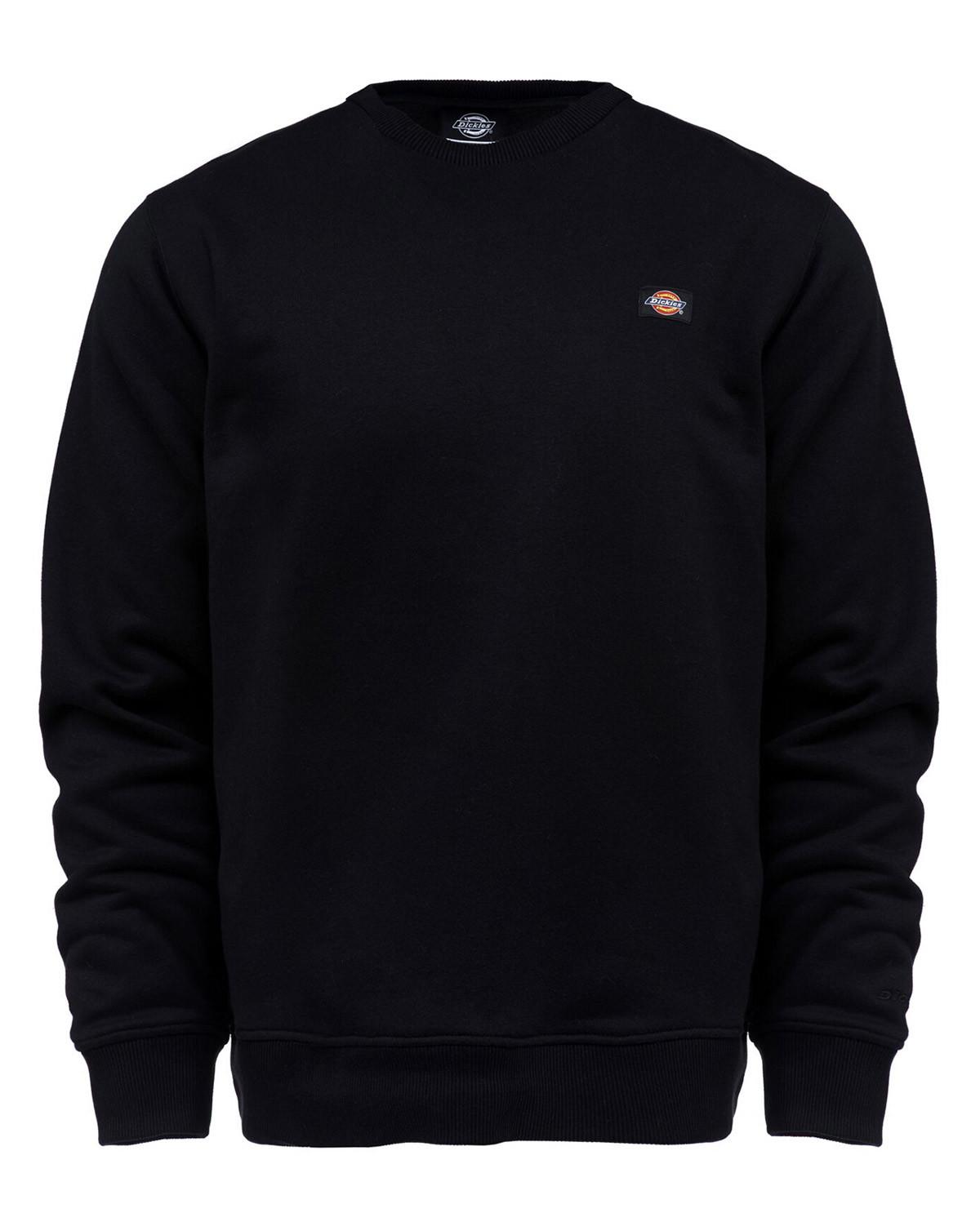 Dickies New Jersey Sweatshirt (Black, XS)