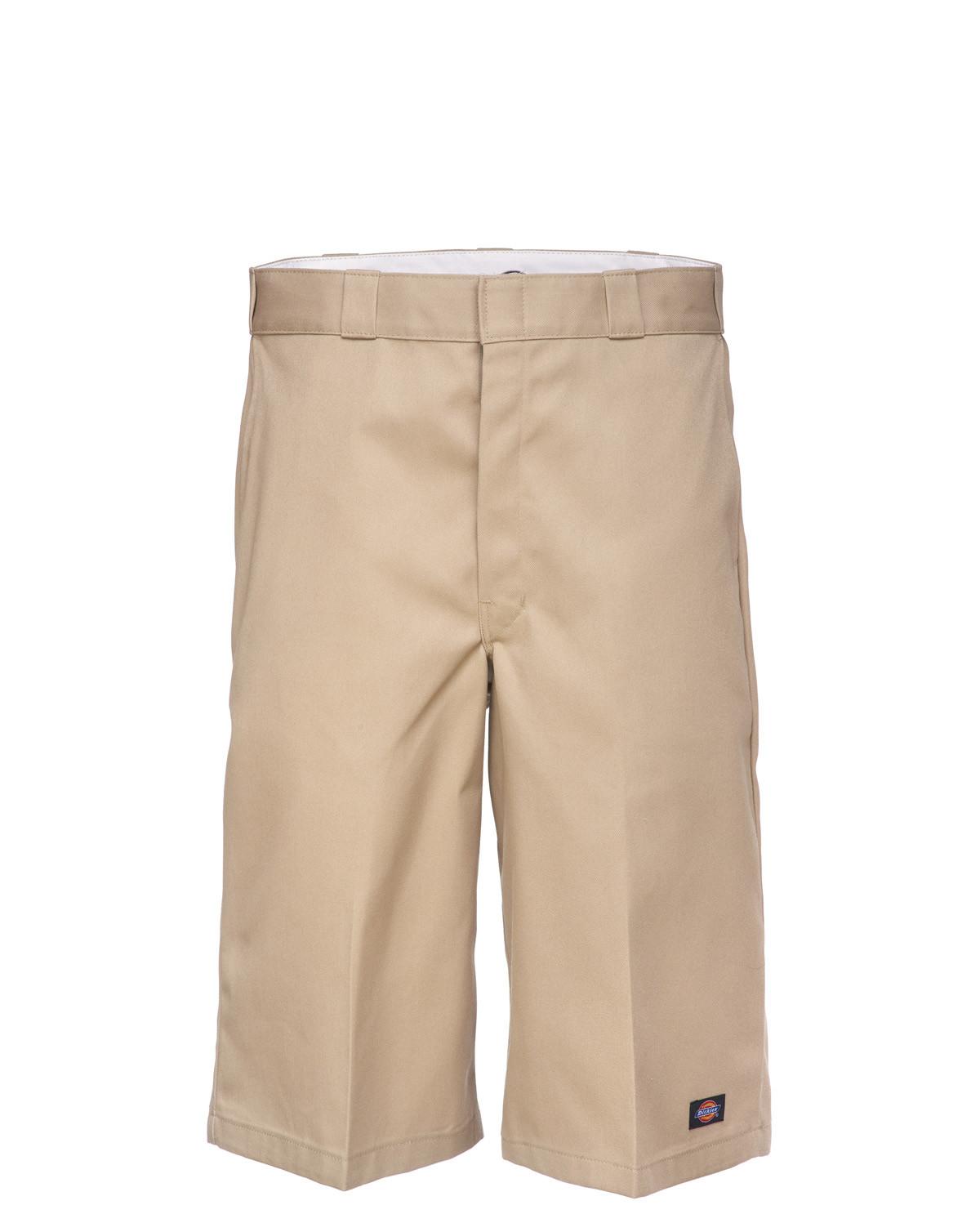 "Dickies Shorts 15"" Multi Pocket (Khaki, W44)"