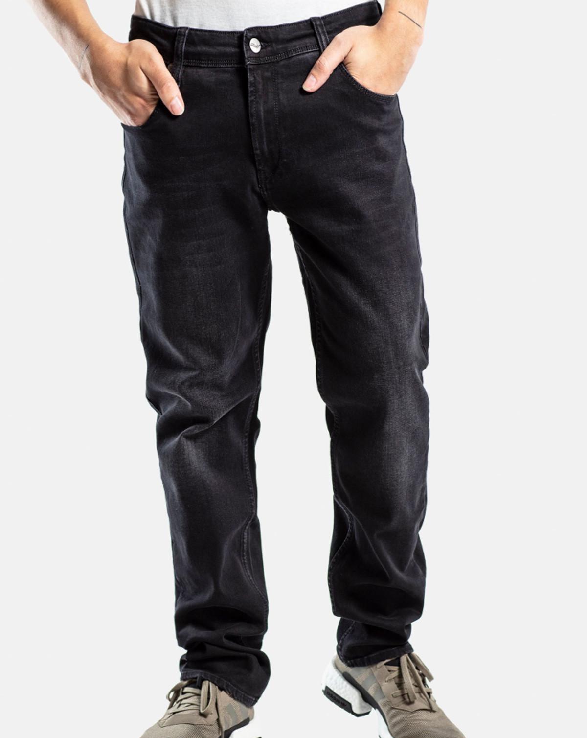 Reell Nova 2 Jeans (Washed Black, W36 / L34)