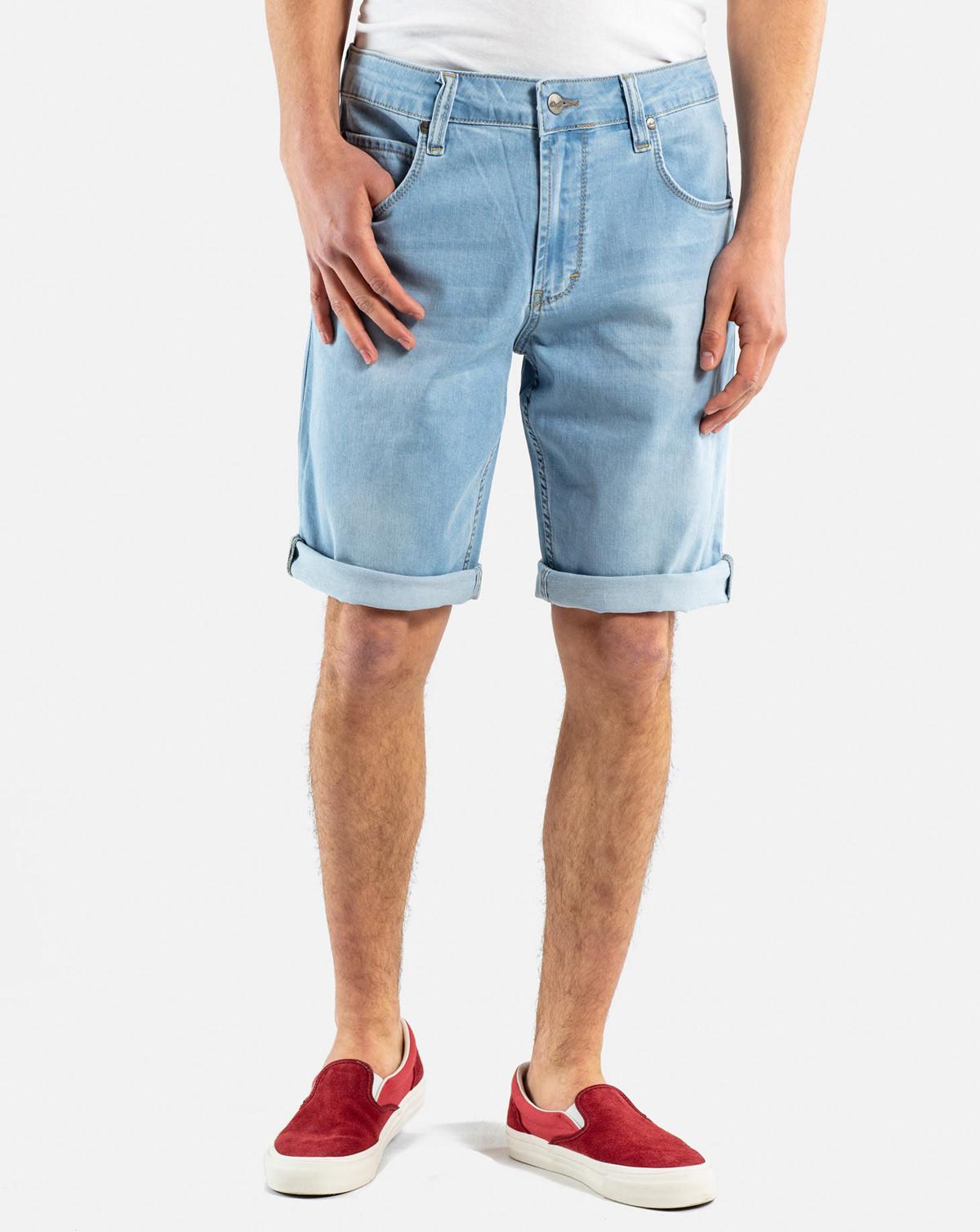 Reell Rafter Shorts 2 (Ljusblå, W40)