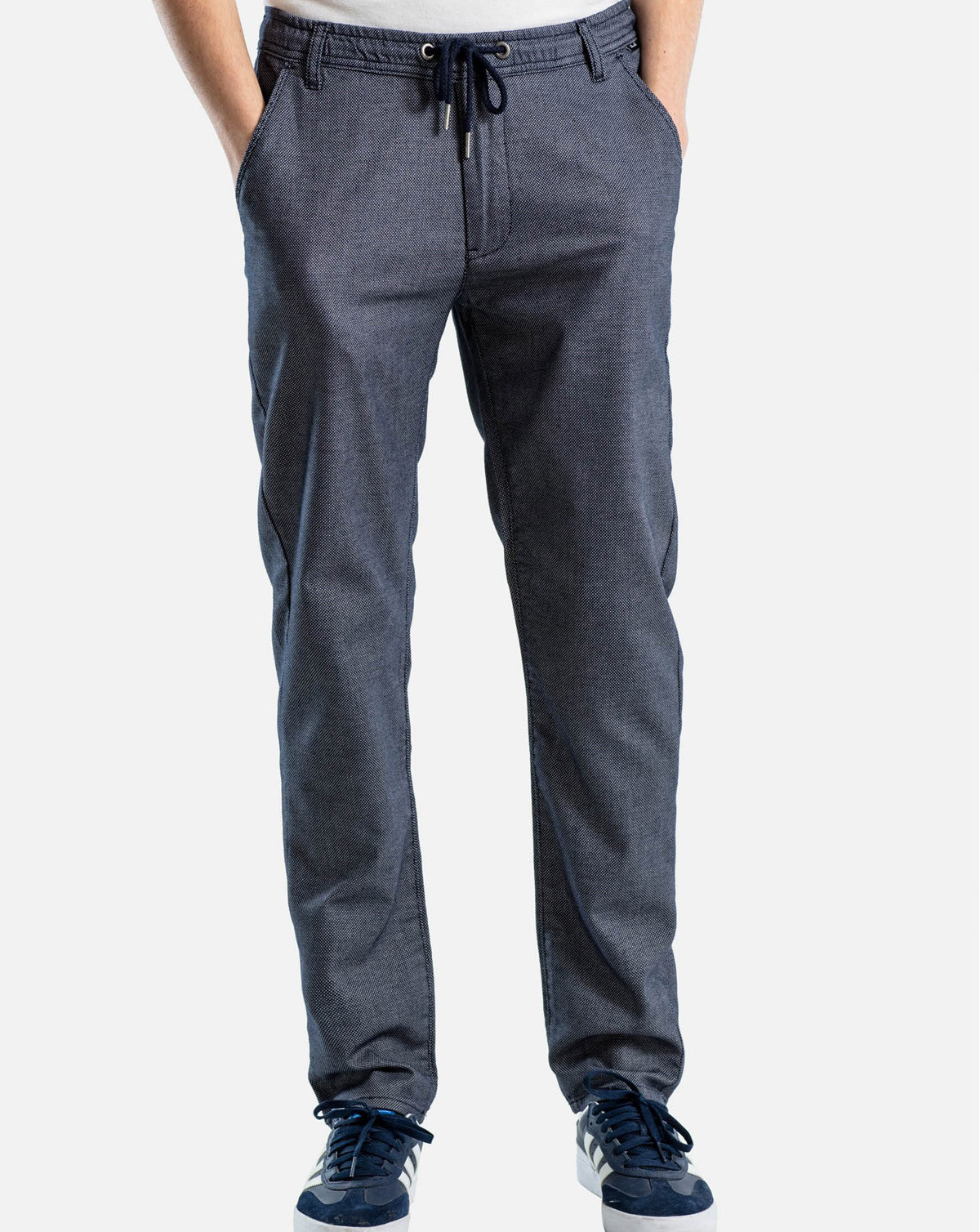 Reell Reflex Easy Superior Chino Pant (Navy, W36 / L34)