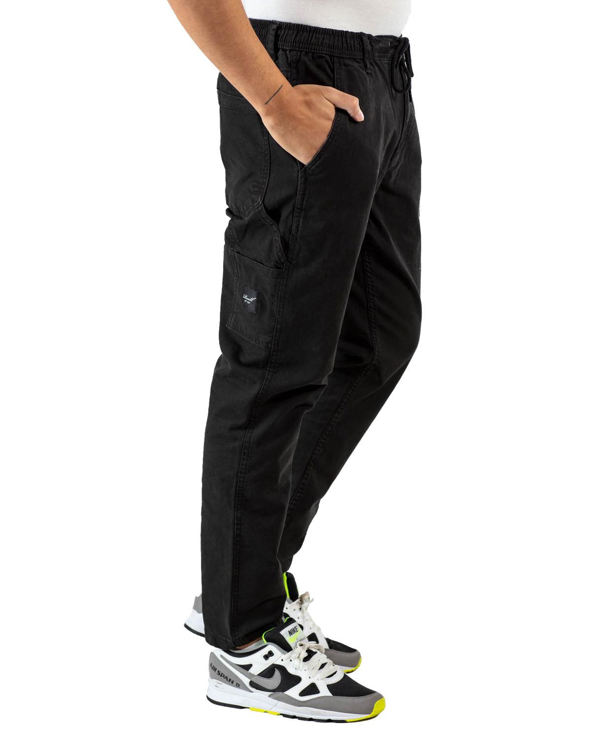Reell Reflex Easy Worker Pant Black (Black, W34 / L32)
