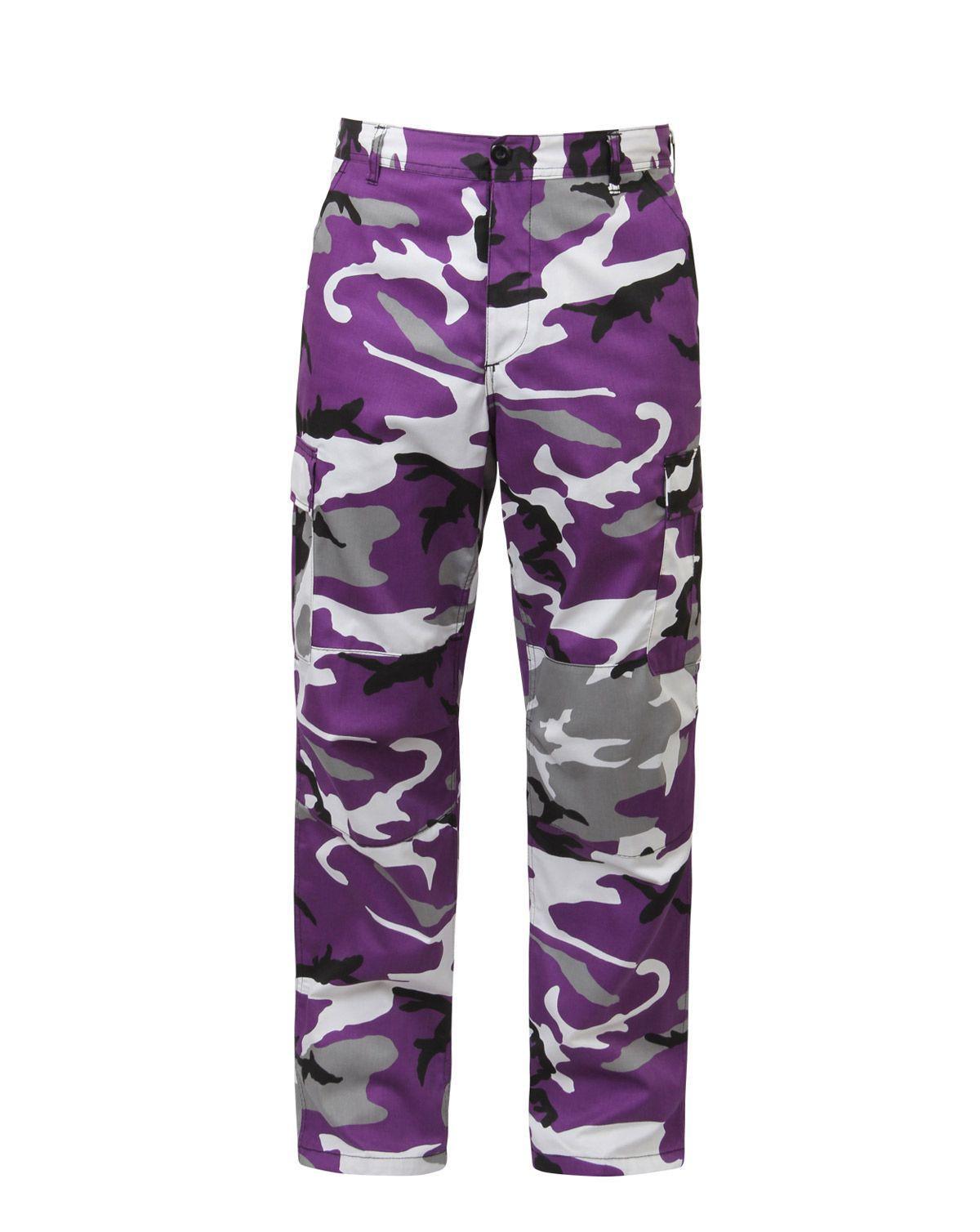"""Rothco BDU Byxor (Purple, 3XL / 47""""-51"""")"""