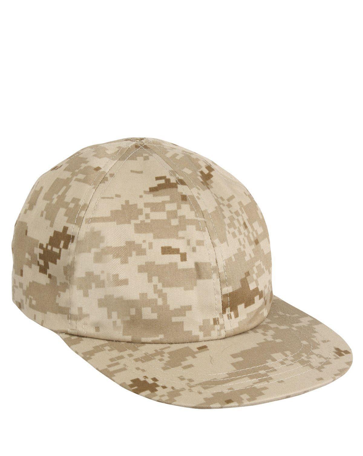 Rothco Kamouflage Baseball Cap för Barn (Desert Digital Camo, One Size)