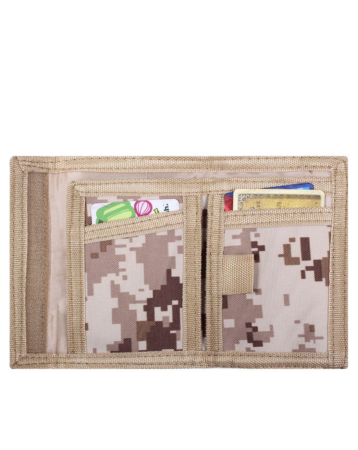 Rothco Commando Plånbok (Desert Digital Camo, One Size)