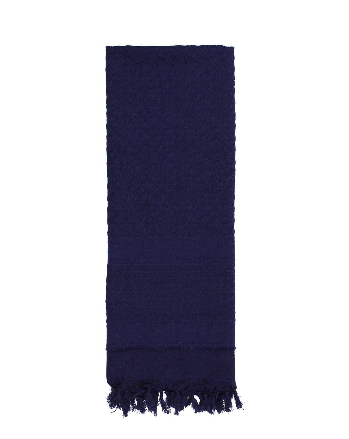 Rothco Deluxe Partisan Halsduk Enfärgad (Navy, One Size)