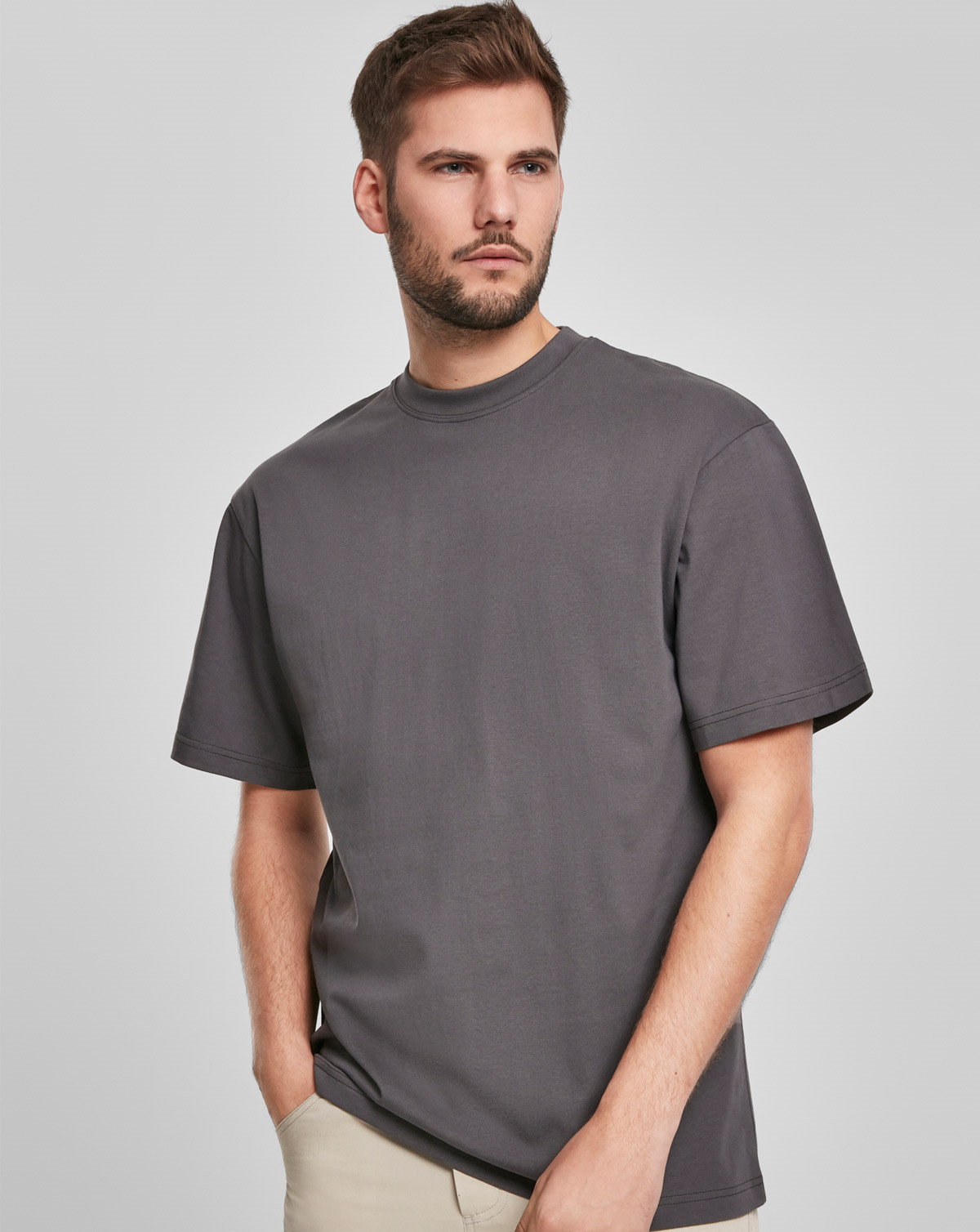 Urban Classics Tall Tee (Dark Shadow, 6XL)