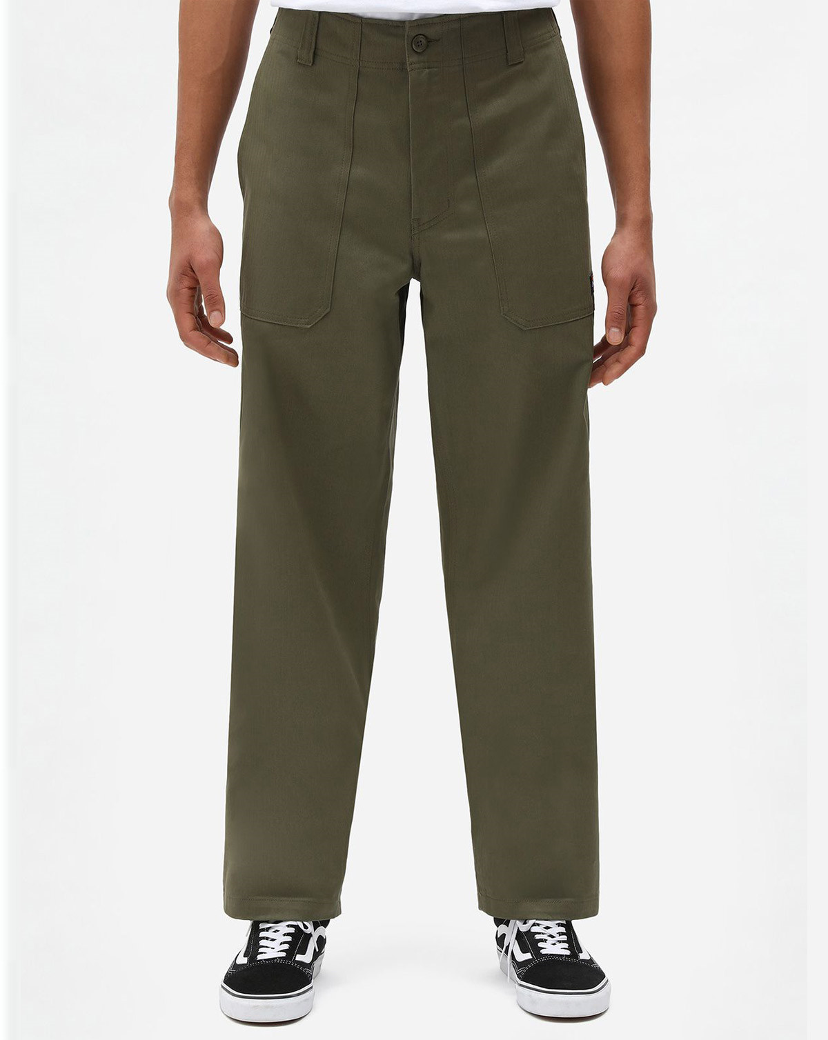 Dickies Funkley Pant (Oliven, W31)