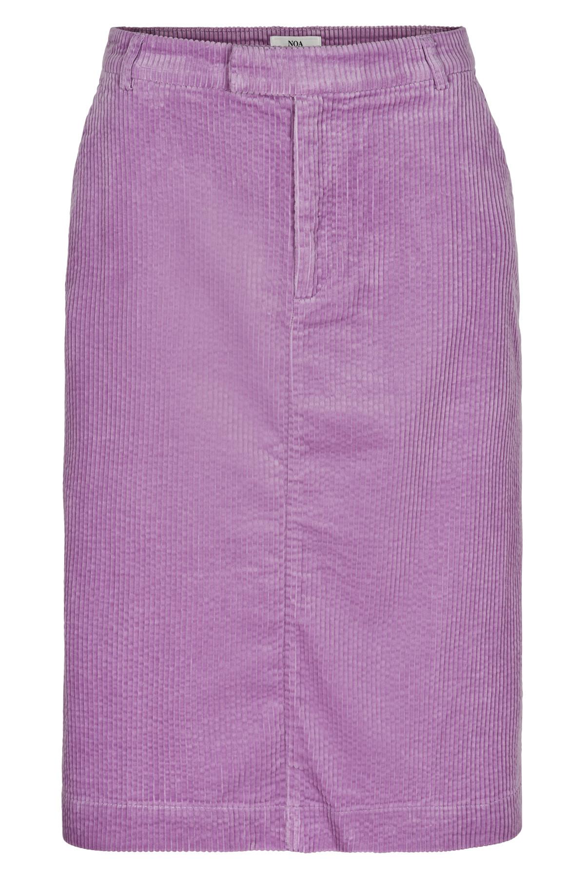 NOA NOA SKIRT 1-9920-1 00976 (Purple, 32)