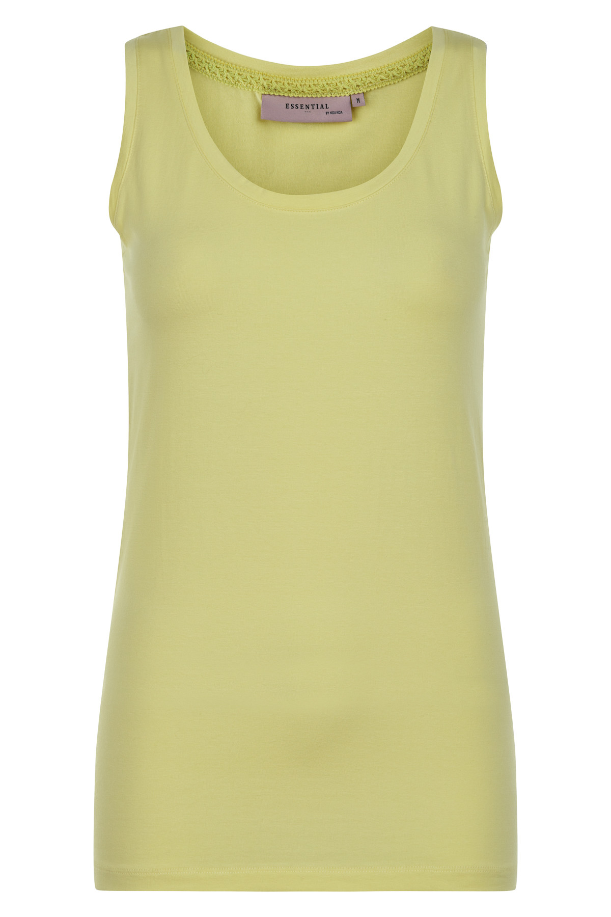 NOA NOA TOP 1-5271-25 01053 (Yellow, XXS)