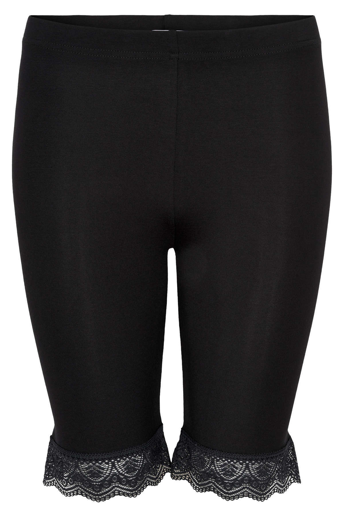 NOA NOA SHORT LEGGINGS 1-9845-2 00000 (Black, XL)