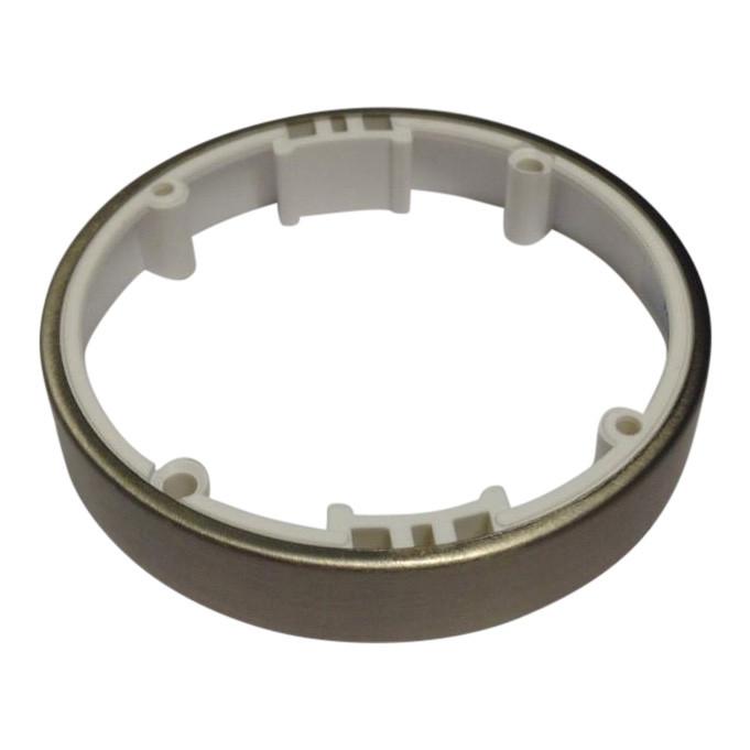 Image of   Afstandsring børstet stål til LED spot