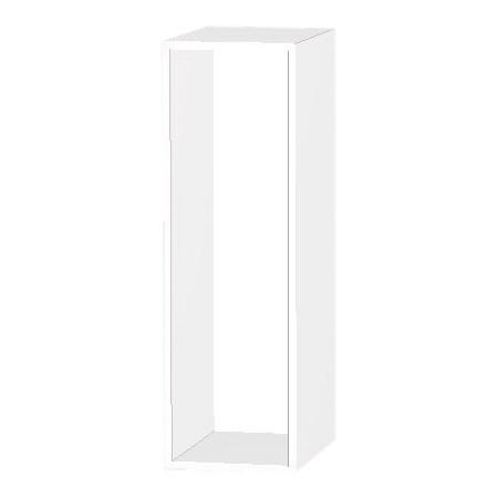 Image of   Badkorpus højt underskab hvid H: 89,6 cm D: 45 cm