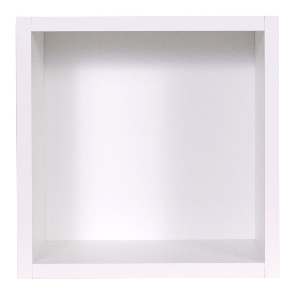 Image of   Clic Cube Reol Hvid H: 37,4 B: 37,4 D: 32,6 cm