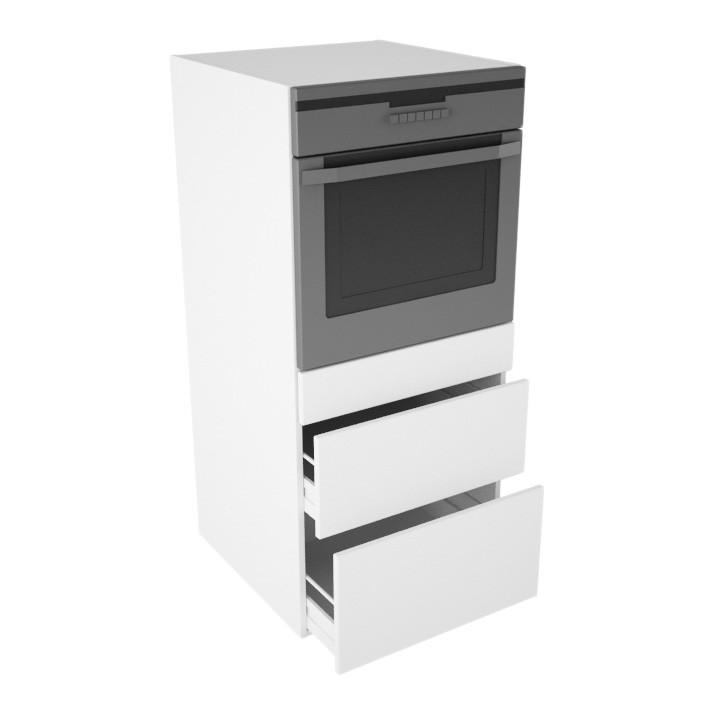 Image of   Designskab til ovn med 2 skuffer