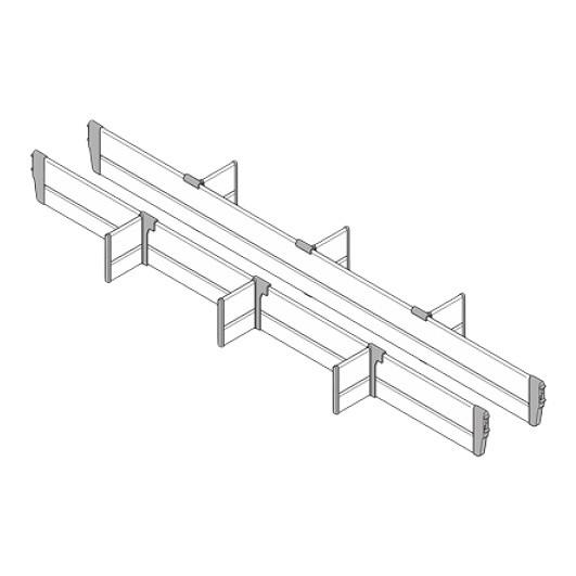 Image of   Orga-Line skuffeindretning 100