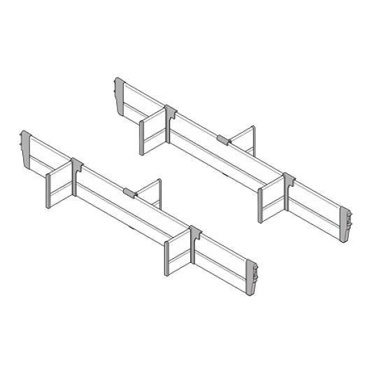 Image of   Orga-Line skuffeindretning 80 cm