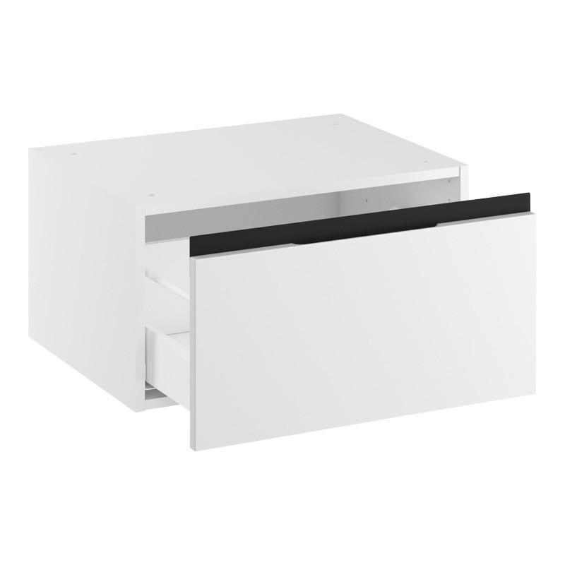 Image of   Ekstra lavt underskab til badeværelset med skuffe H: 32 cm