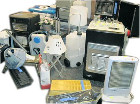 Brugt Lille Gasgrill : Brugt udstyr