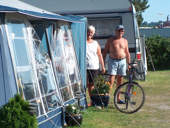 Senior - Pensionist camping tilbud