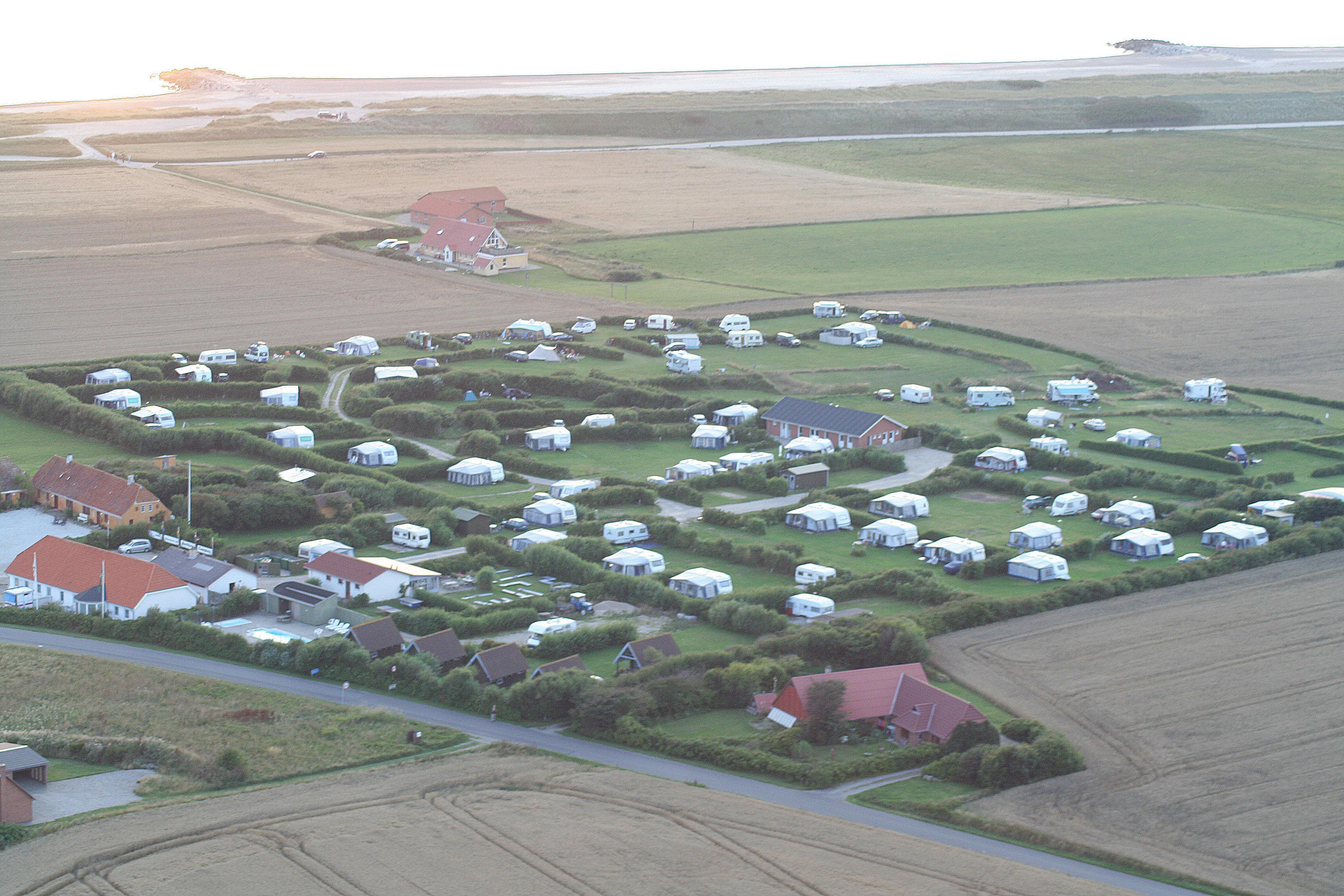 Camping uden opkobling