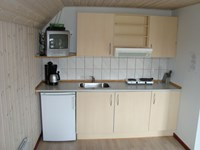 Kitchen in cottage type 2