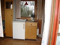 Kitchen in cottage type 1