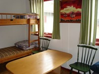 Bunk bed in room type 1
